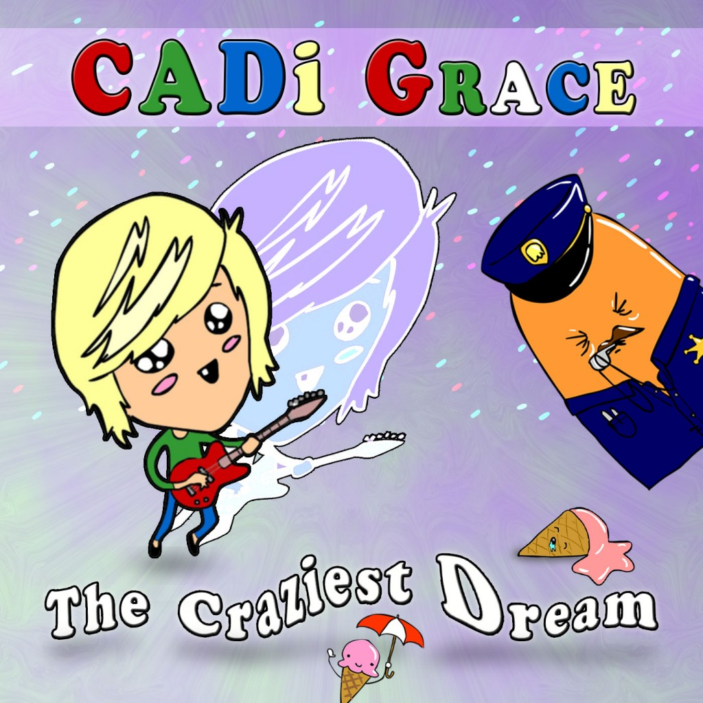 CADi Album Cover